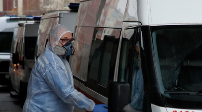 В Петербурге оценили ситуацию с коронавирусом