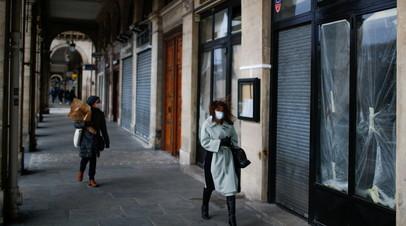 Во Франции за сутки выявили более 18 тысяч случаев коронавируса