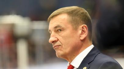 Брагин рассказал о планах подготовки сборной России к ЧМ