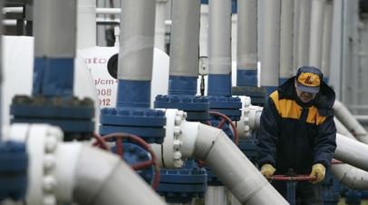 Интерфакс: Литва возобновила транзит российского газа