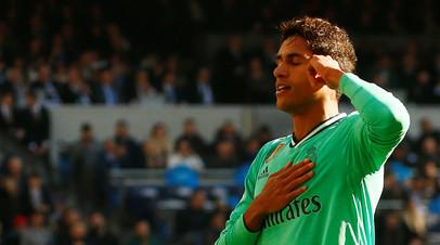 Футболист «Реала» Варан стал лицом компании Puma