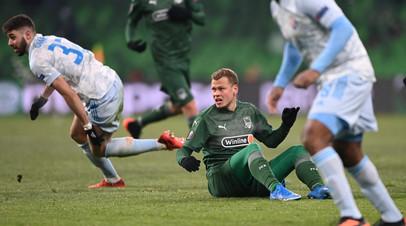 Мусаев считает, что «Краснодар» в первом матче 1/16 финала ЛЕ очень много позволил создать у своих ворот