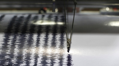 Землетрясение магнитудой 4,7 произошло в Японии