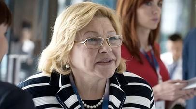 Елена Драпеко рассказала о значении Дня защитника Отечества