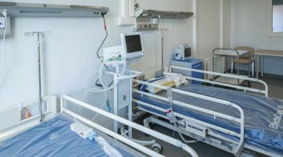 В Мурманской области свернули ещё 68 коек для пациентов с COVID-19