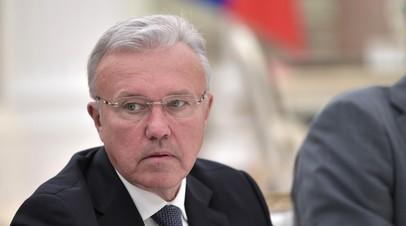 Глава Красноярского края взял на контроль ЧП на фабрике в Норильске