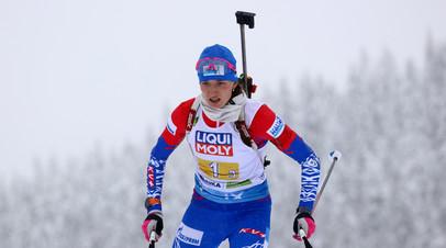 Момент истины: российские биатлонистки борются за медали в эстафете на ЧМ в Поклюке
