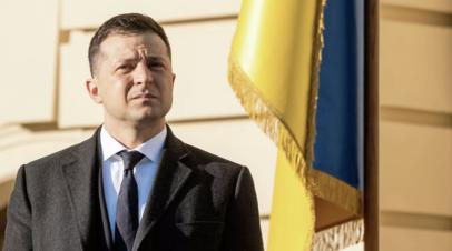 Зеленский ввёл в действие решение СНБО о санкциях против Медведчука