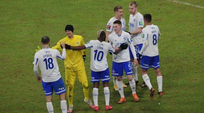 Шварц заявил, что для «Динамо» важны выступления в КР по футболу