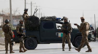Два человека погибли при взрыве в Кабуле