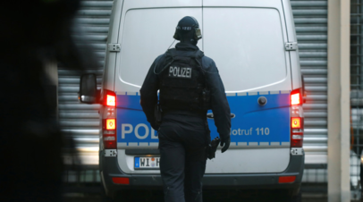 Руководителя Ruptly допросили в управлении уголовной полиции Берлина