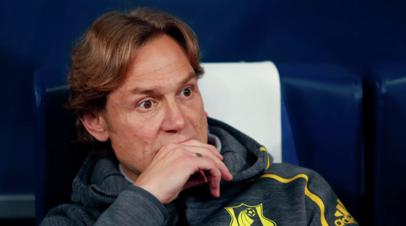 Карпин: это был наш лучший матч против «Ахмата», но мы его проиграли