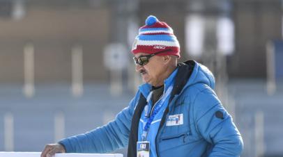 Хованцев назвал основную проблему в российском биатлоне