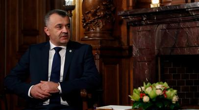 Госпитализированный с COVID-19 экс-премьер Молдавии пошёл на поправку