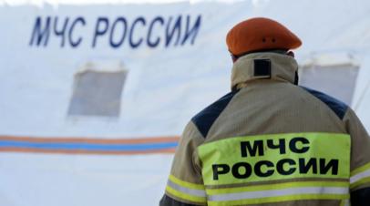 В Рязанской области произошло частичное обрушение жилого дома