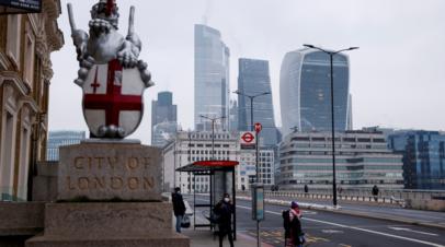Число случаев COVID-19 в Британии за сутки превысило 6 тысяч