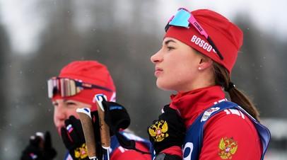 Тренер назвал состав сборной России по лыжным гонкам на женскую эстафету на ЧМ