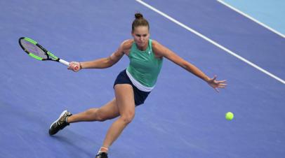 Кудерметова победила Павлюченкову на старте турнира WTA в Дубае