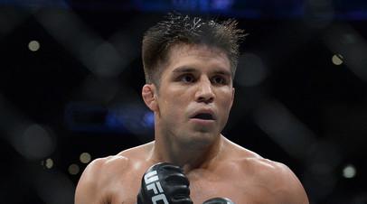 Экс-чемпион UFC Сехудо объявил о возвращении в спорт
