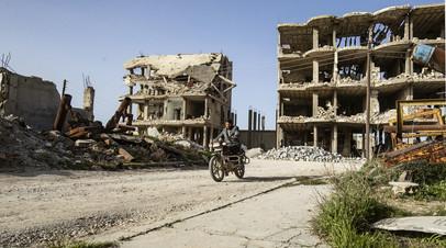 ЦВПС: при разгоне боевиками митинга в Сирии пострадали 15 человек