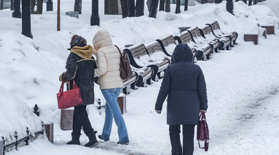 Вильфанд спрогнозировал «величавый» уход зимы