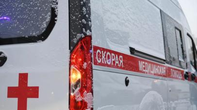 Три человека погибли в ДТП с участием электрички в Башкирии