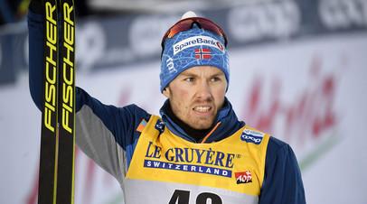 Иверсен: несправедливо, что у Клебо отобрали золото в лыжном марафоне