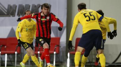 Арбитр Федотов считает, что судейство матча «Ростов» — «Химки» повлияло на исход встречи