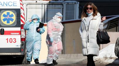 На Украине за сутки выявили более девяти тысяч случаев коронавируса