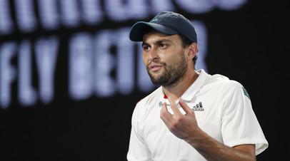 Карацев прокомментировал победу над Харрисом в финале турнира ATP в Дубае