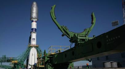Пуск ракеты «Союз» с 38 спутниками перенесён на 22 марта