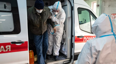 В России за сутки выявили 9299 случаев коронавируса