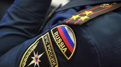 В МЧС рассказали подробности крушения вертолёта под Калининградом