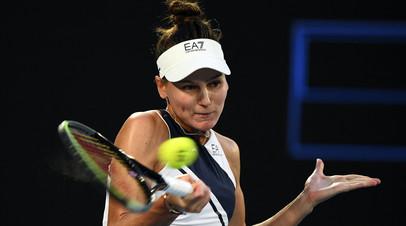 Кудерметова победила Коллинз и вышла в третий круг турнира WTA в Майами