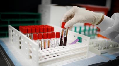 В России за сутки выявили 8885 новых случаев коронавируса