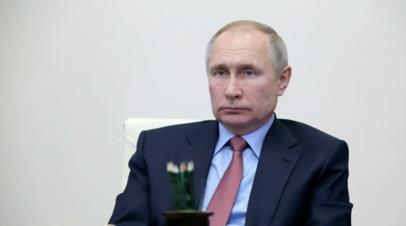 Путин выразил соболезнования Египту в связи со столкновением поездов