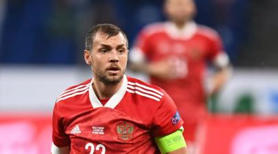 Дзюба оформил дубль в матче со сборной Словении