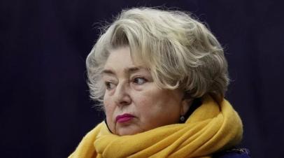Тарасова назвала российских фигуристов фаворитами командного чемпионата мира