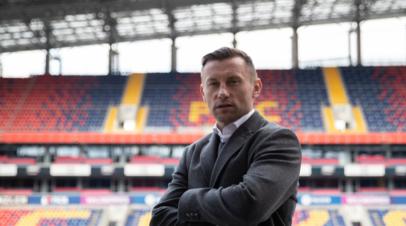 Олич отреагировал на критику после назначения главным тренером ЦСКА
