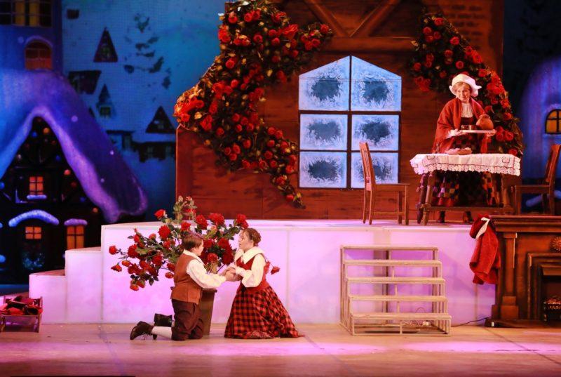 Новогодние спектакли для детей. Куда пойти в Ростове?