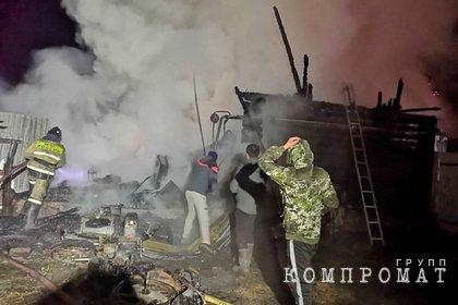 Опубликован список погибших в пожаре в башкирском доме престарелых