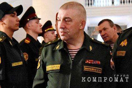 Генерала Росгвардии арестовали по делу о хищении полумиллиарда рублей