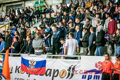 Группировку российских футбольных фанатов запретили и приравняли к фашистам