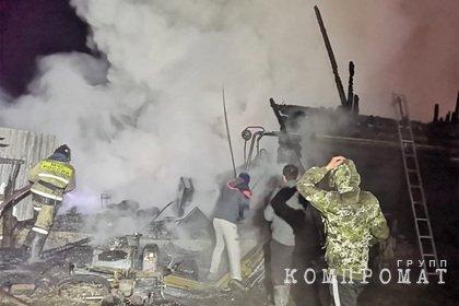 Хозяйка сгоревшего в Башкирии дома престарелых задержана из-за гибели 11 человек