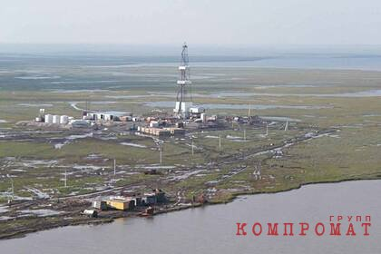 При аварии на российском нефтяном месторождении погиб один человек