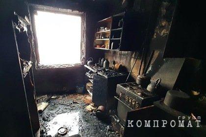 Россиянка с инвалидностью устроила взрыв в доме