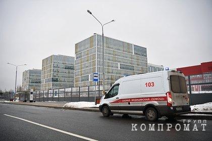 «Скорая» сбила россиянина на переходе и сразу отвезла его в больницу