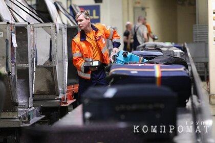 В московском аэропорту нашли радиоактивную сумку
