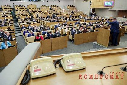 Госдума запретила разглашать информацию о частной жизни силовиков