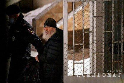 Опальный схимонах Сергий отказался от еды и воды в изоляторе